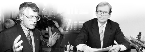 Václav Havel, Václava Klaus