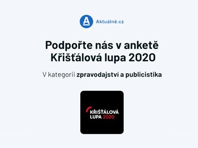 Křišťálová lupa 2020
