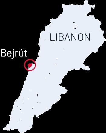 Tudy se prohnala tlaková vlna. Satelitní snímky odhalují zkázu Bejrútu a sílu výbuchu